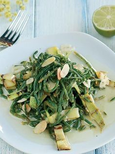 Deniz börülcesi Tarifi - Türk Mutfağı Yemekleri - Yemek Tarifleri