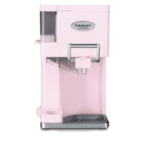 pink ice cream maker