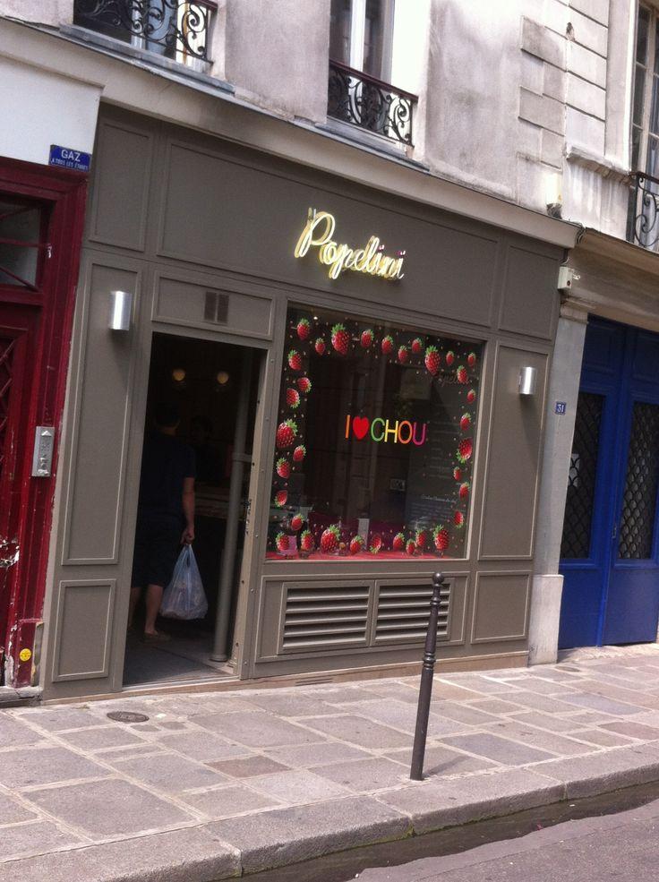 POPELLINI / 29 Rue Debelleyme in Paris