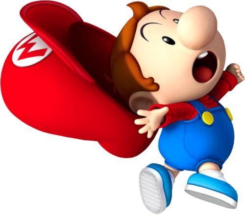 14 best baby mario images on pinterest super mario bros - Luigi mario party ...