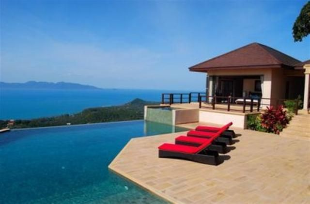 4 Bedroom Villa in Bang Po Beach