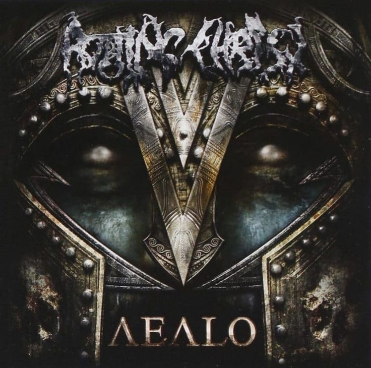 Rotting Christ - Aealo - 2010. Album and review.