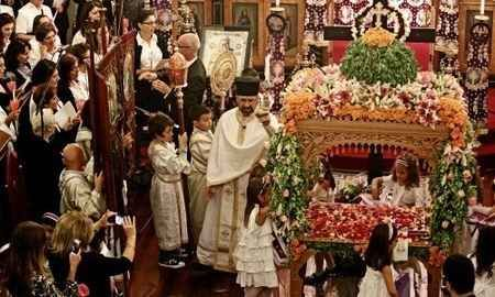 Greek Easter is simply beautiful and awe-inspiring.