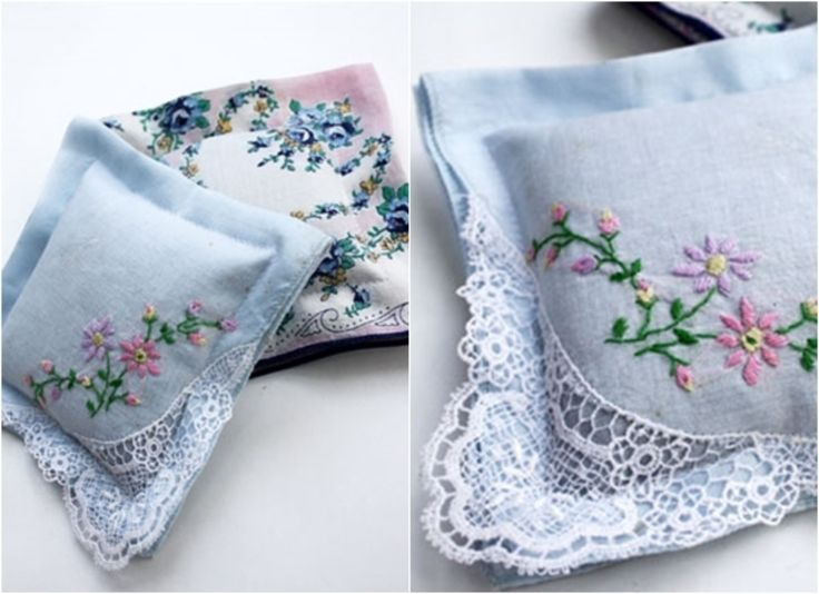 handkerchief crafts ideas 8 fabulous ways to repurpose beautiful vintage 2144