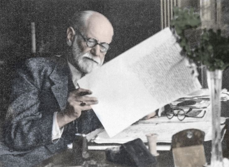 """""""The 12 Things Sigmund Freud Got Right"""" by Blake Fleetwood in HuffPost"""