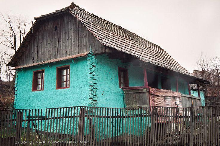 Casa tradiționala din Hoghiz