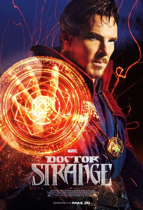Movies – Doctor Strange Review (or 'When There's Always Biscuits ...