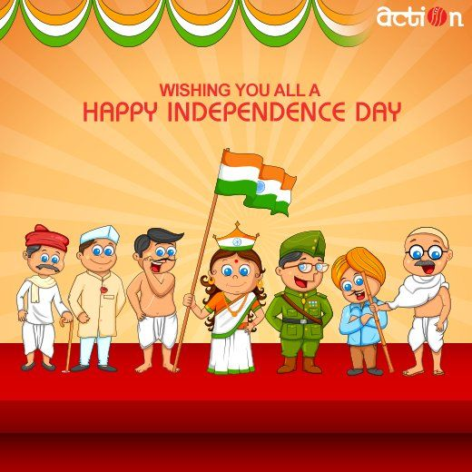 Team Action Shoes wishes you all a #HappyIndependenceDay