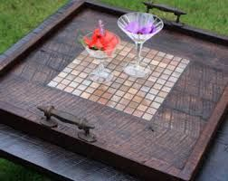 Image result for square tray for ottoman australia