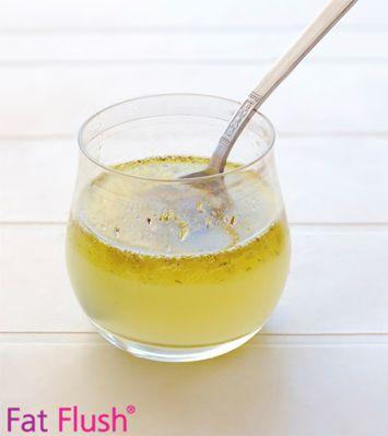 Lime & Flax Vinaigrette- Official Fat Flush Recipe