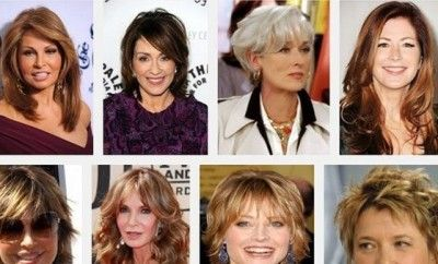7 Smart and Classy #Hairstyles for Women Over 50