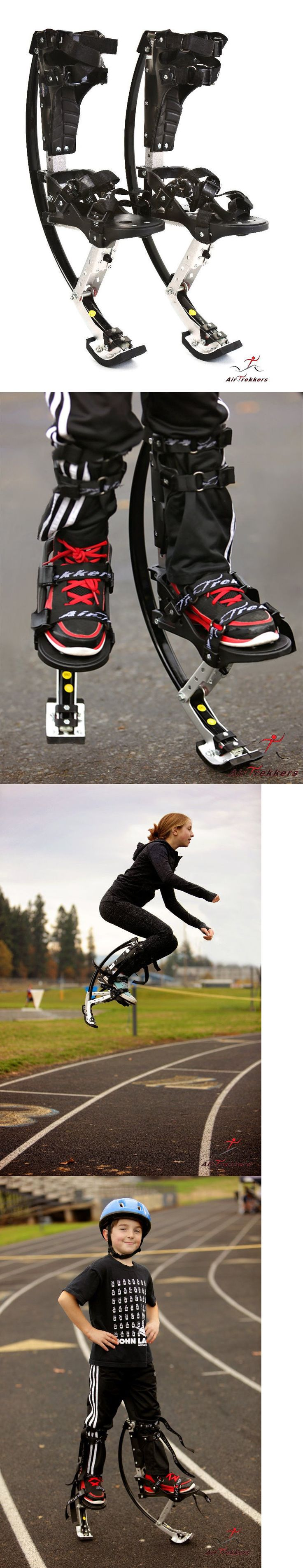 Other Outdoor Sports 159048: Air-Trekker Jumping Stilts Youth Model -Large 95-120 Lbs -> BUY IT NOW ONLY: $199 on eBay!