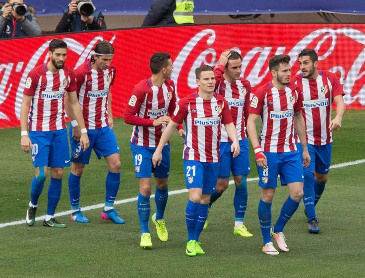 #9ine #FanEngagement @AtléticoMadrid