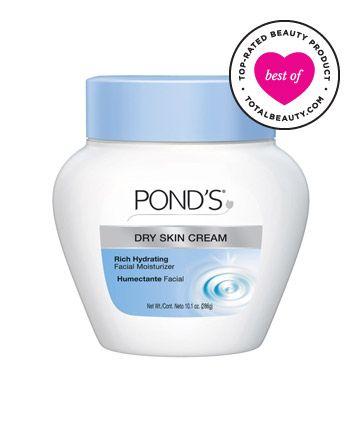 Best Drugstore Moisturizer No. 8: Pond's Dry Skin Cream, $8.29