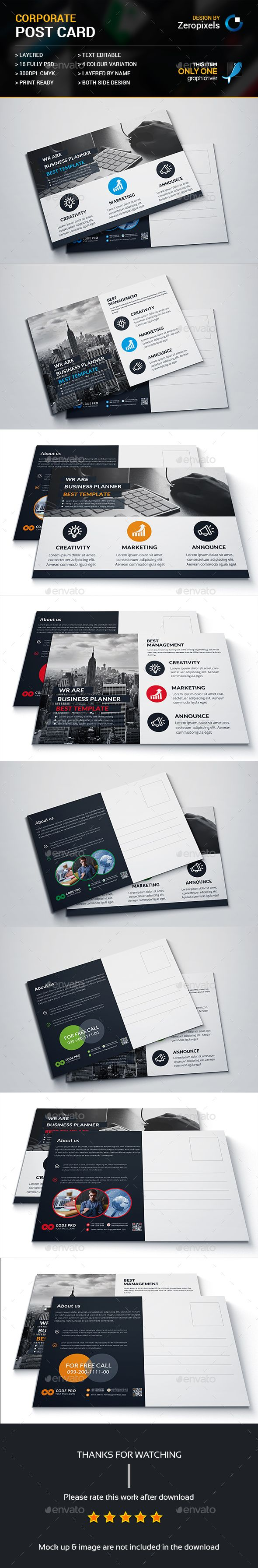 Best 16 Direct Mail ideas on Pinterest | Postcard design, Direct ...