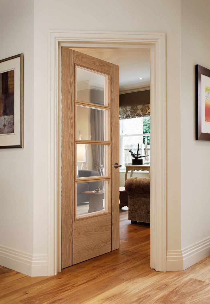 8324 OAK - beautiful internal doors for modern homes
