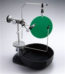 """CFT-9000 """"Reference"""" Pedestal Fly Tying Vise For more fly tying gear and fly reels please follow and check out www.theflyreelguide.com Also check out the original pinners site and support. Thanks #flyfishing"""