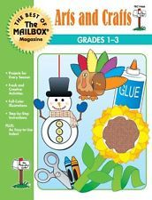 The Best of Mailbox Magazine: Arts and Crafts: Gra