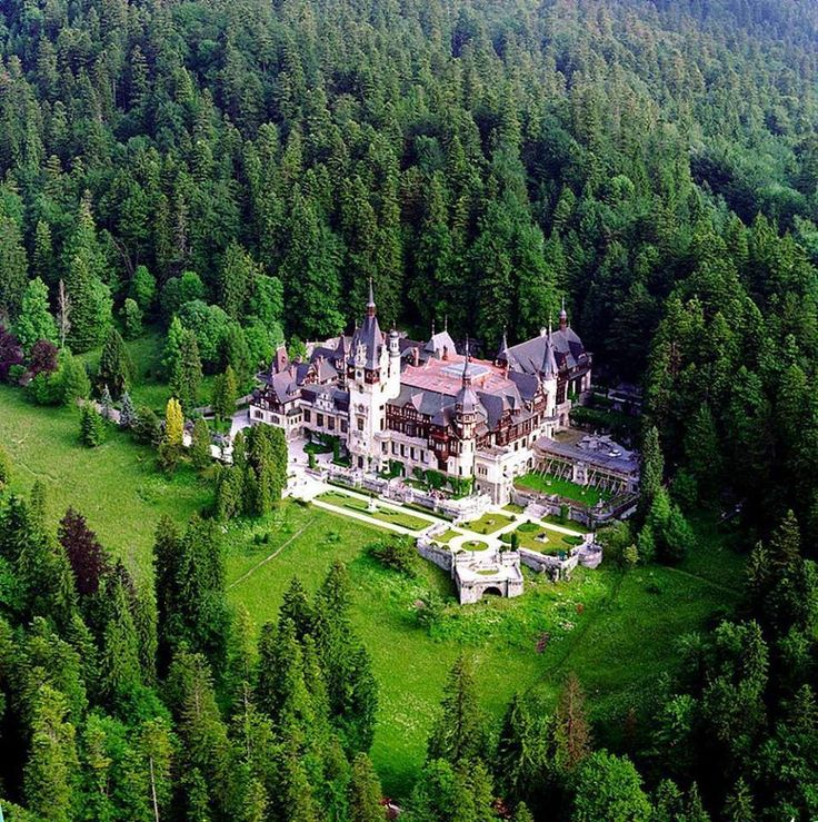 Castelul Peles- Sinaia Romania