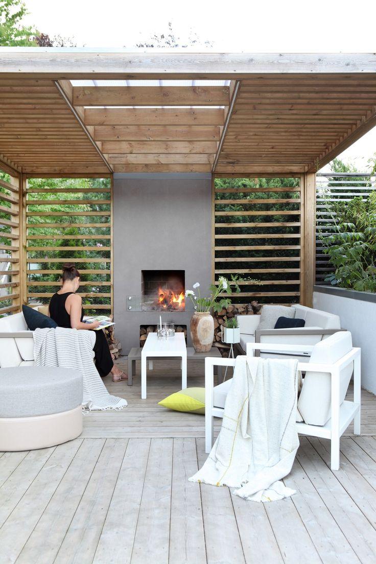 Som en av Norges fremste hagedesignere bruker Darren Saines mye tid på å lage fantastiske hager for andre. Derimot hadde hans egen hage måtte stå i skyggen i...