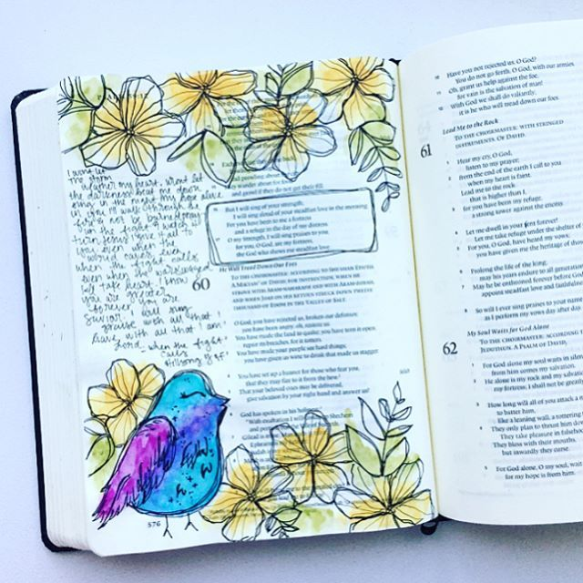 17 Best Images About ** Bible Journaling