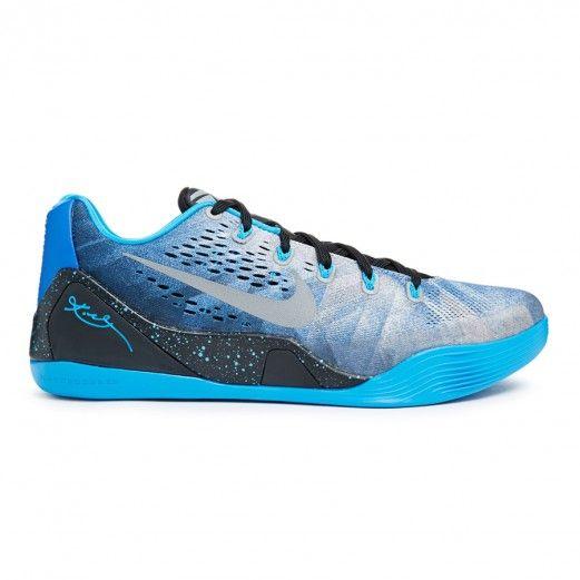 Nike Kobe Ix Em Premium 652908-404 Sneakers — Basketball Shoes at CrookedTongues.com