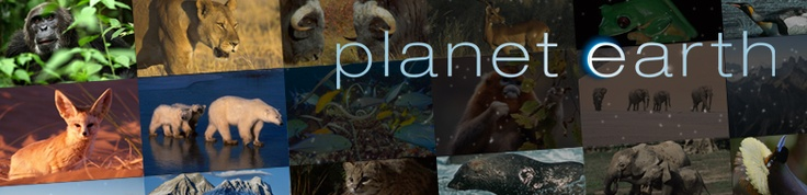 """""""The original """"Planet Earth"""" series, which has captivated audiences around the world in over 130 countries, now makes its first-ever U.S. broadcast premiere on BBC America as part of a very special two-day celebration of Earth Day on April 22 [2012]. The momentous event marks the first time that the landmark series will air here in its entirety with its original narrator, world famous naturalist Sir David Attenborough.""""  Also a new """"Making Of..."""""""