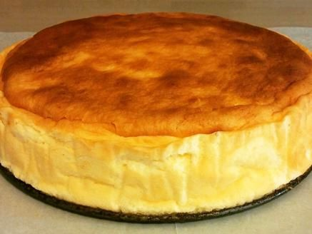 עוגת גבינה אפויה לפסח