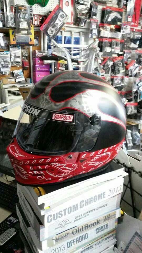 Best Bike Helmets Images On Pinterest Motorcycle Helmets - Custom motorcycle helmet stickers and decalssimpson motorcycle helmets