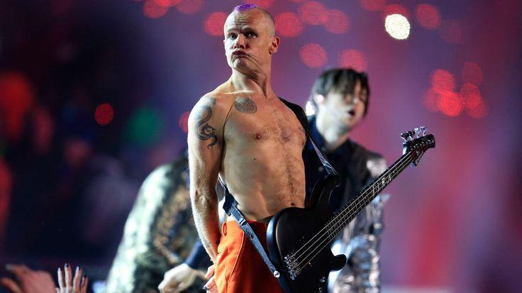 Flea: Donald Trump Is 'Silly Reality-Show Bozo' #headphones #music #headphones