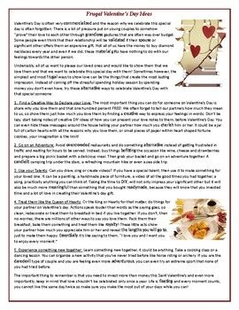 this reading comprehension worksheet is suitable for upper. Black Bedroom Furniture Sets. Home Design Ideas