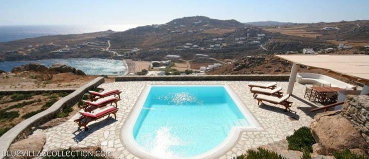 Nephele villa Pool