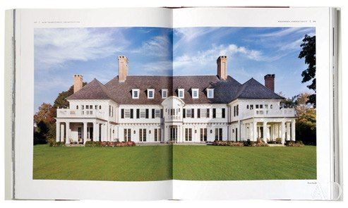 With their unerring sense of scale and modern takes on textbook styles, AD 100 architects Mark Ferguson and Oscar Shamamian easily rank among today's finest designers. Highlights from the pair's portfolio fill the recently released book New Traditional Architecture: Ferguson & Shamamian Architects (Rizzoli, $75).