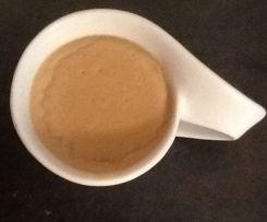 Glace chocolat café