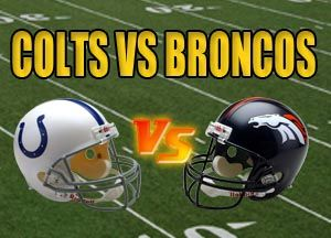 Indianapolis Colts vs Denver Broncos NFL Live Stream