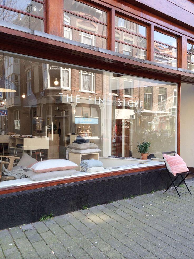 Window ~ the fine store