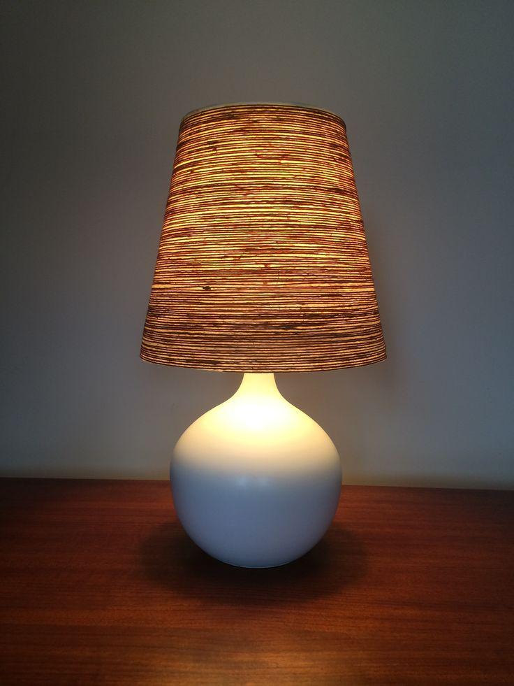 Gunner & Lotte Bostlund Table Lamp Base White - Shade not included