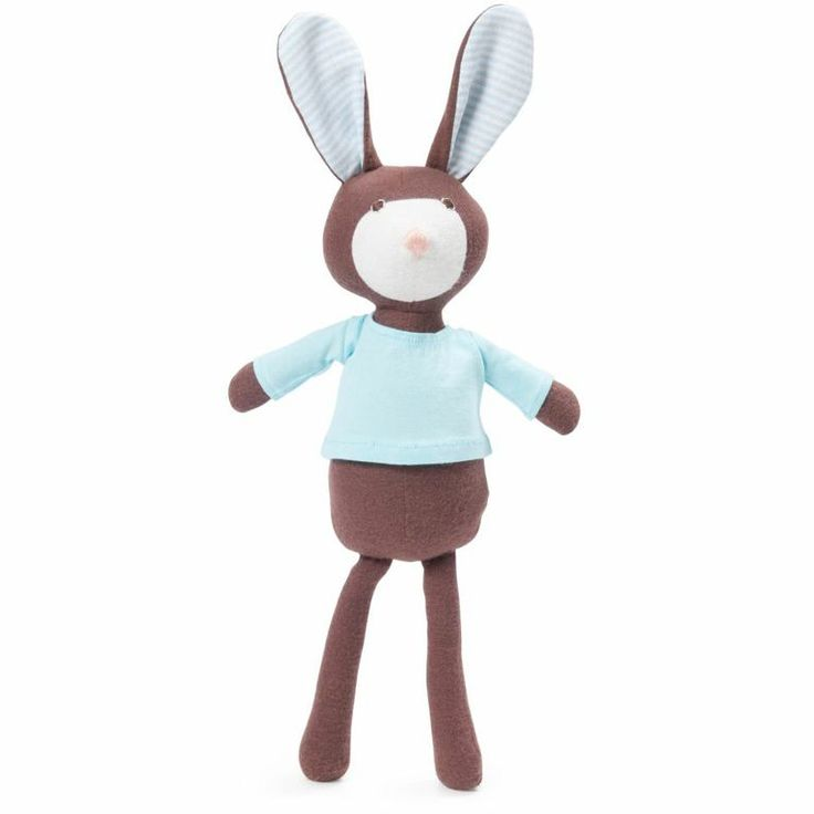 Even though Lucas Rabbit's real name is Lucas, his friends call him Pummy!