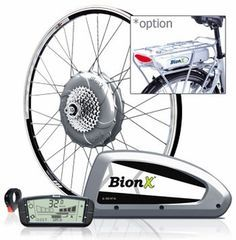 Electric Bike Kits - Electric Motor Conversions for Bicycles ...