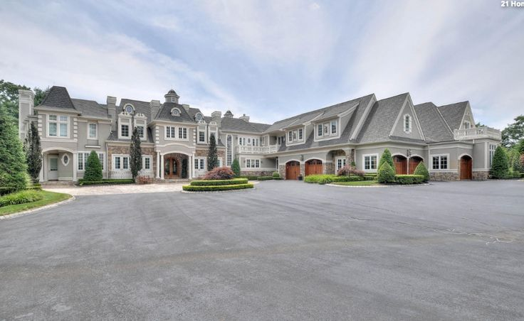 French inspired mansion colts neck new jersey dream for New jersey luxury home builders