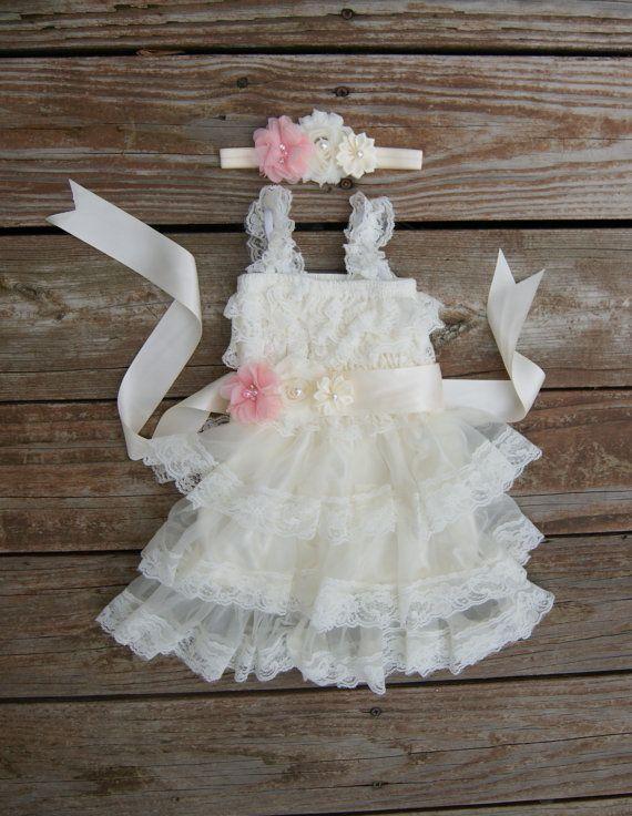1st birthday dress. First birthday outfit. por KadeesKloset en Etsy