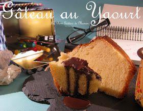 J'en reprendrai bien un bout...: Gâteau au Yaourt