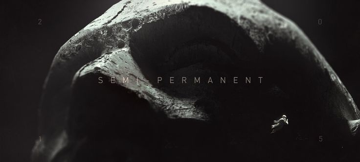 Semi-Permanent 2015 Opening Titles.