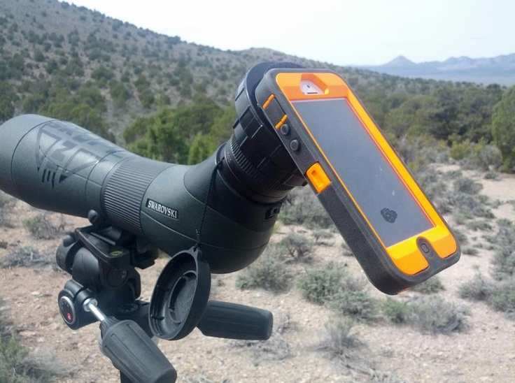 C-2 Universal Set Up   Phone Skope - Works well with all phones, including Otterbox Cases.
