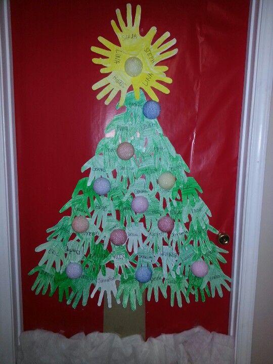 Christmas Door Contest!