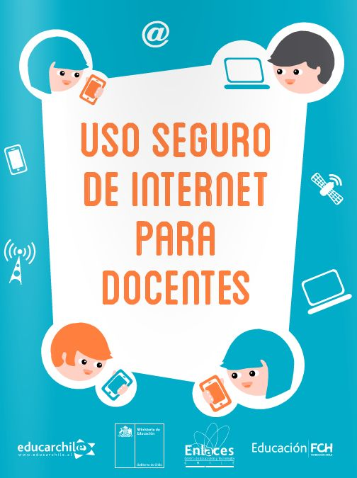uso seguro de internet para #docentes  #SaferInternetDay