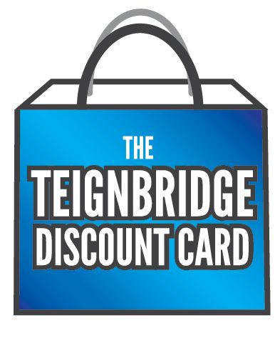 Due to the overwhelming success of the Torbay Discount Card we are already planning on a launch of the Teignbridge Discount Card..