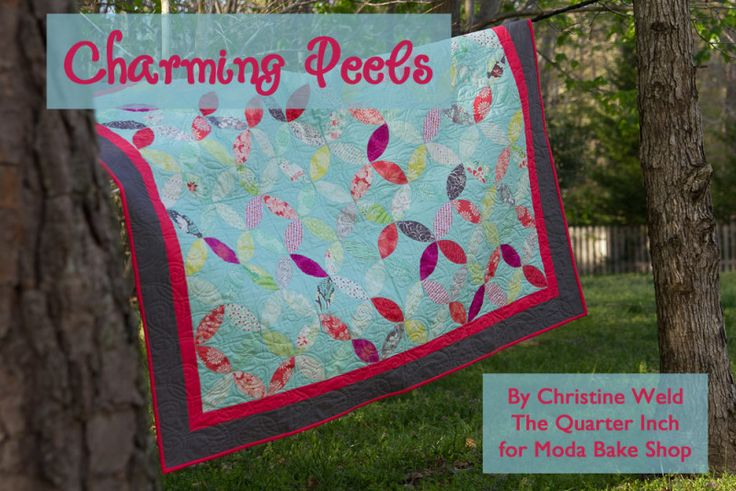 Charming Peels Quilt