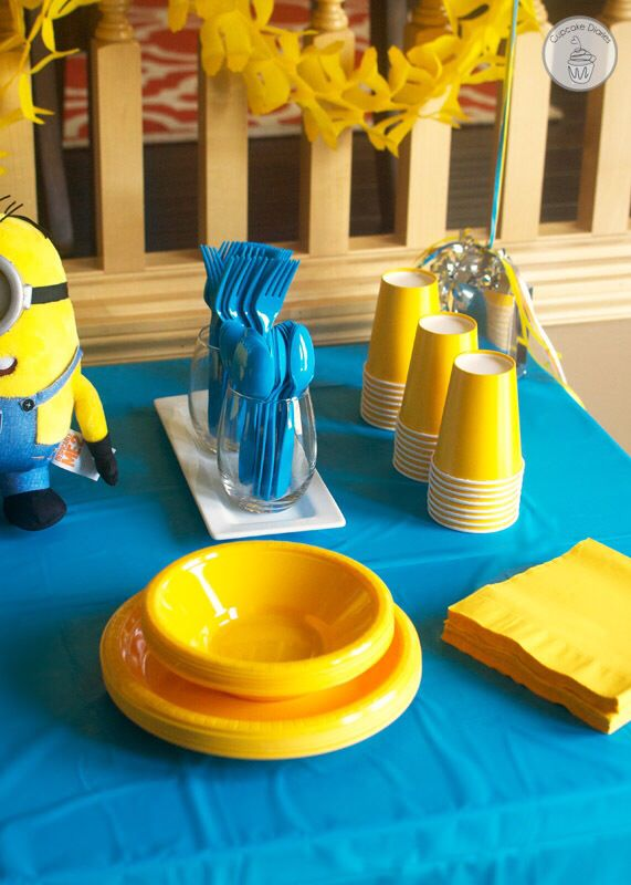 Fiesta de cumplea os minions 43 ideas s per divertidas - Ideas divertidas para fiestas ...