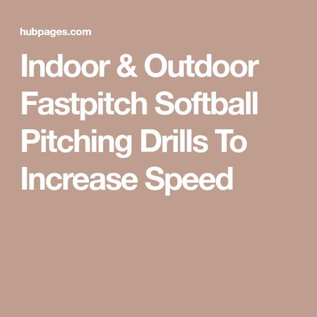 The  Best Softball Pitching Ideas On   Softball